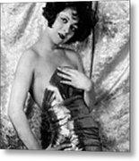 Clara Bow, 1926 Metal Print by Everett
