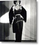 Clara Bow, Around 1929 Metal Print