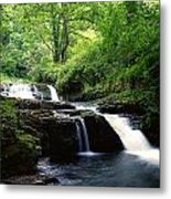 Clare Glens, Co Limerick, Ireland Irish Metal Print