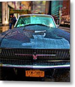 Classic 66 Tbird Metal Print