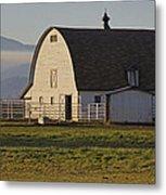 Classic Barn Near Grants Pass Metal Print