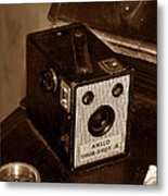 Classic Camera Metal Print