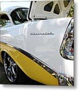 Classic Chevrolet Hotrod . 5d16469 Metal Print