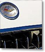 Classic Corvette Metal Print