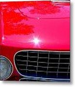 Classic Ferrari Metal Print