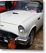 Classic Ford Thunderbird . 7d15239 Metal Print
