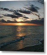 Classic Sunset Metal Print