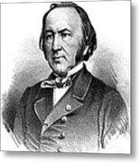 Claude Bernard, French Physiologist Metal Print