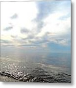 Clear As Day 2 Metal Print