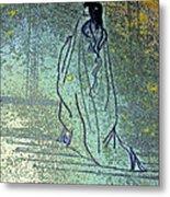 Cleopatra's Ghost Metal Print