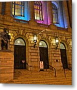 Cleveland Court House Metal Print