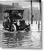 Cleveland: Flood, C1913 Metal Print