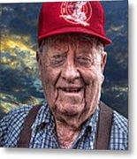 Cliff - Proud Member Of Napanee's Walker Brigade Metal Print