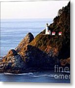 Cliff Dwellers Metal Print
