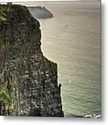 Cliff Of Moher 20 Metal Print