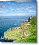 Cliff Of Moher 27 Metal Print