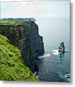 Cliff Of Moher 28 Metal Print