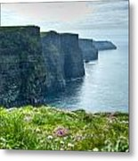 Cliff Of Moher 33 Metal Print