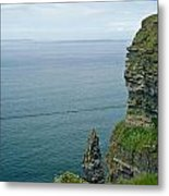 cliffs of Moher 36 Metal Print
