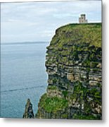 cliffs of Moher 37 Metal Print