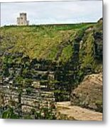 cliffs of Moher 38 Metal Print