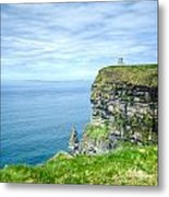 Cliffts Of Moher 1 Metal Print