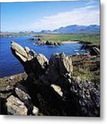 Clogherhead, Co Kerry, Dingle Metal Print