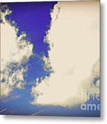Clouds-10 Metal Print