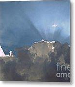 Clouds-12 Metal Print
