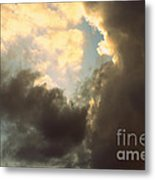 Clouds-4 Metal Print