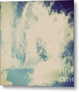 Clouds-5 Metal Print