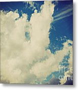 Clouds-7 Metal Print