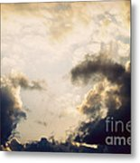 Clouds-9 Metal Print