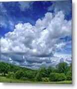 Clouds Metal Print by Matthew Green