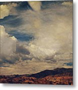Clouds Please Carry Me Away Metal Print