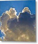Clouds1 Metal Print