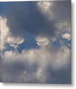 Cloudscape 1 Metal Print