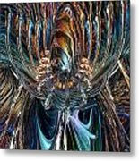 Clutches Of Eternity Fx Metal Print