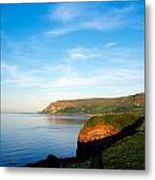Co Antrim, Glenariff Or Waterfoot Metal Print