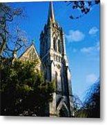 Co Carlow, Myshall Church Dedicated To Metal Print