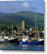 Co Kerry, Dingle Harbour Metal Print