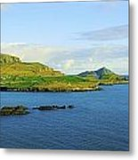 Co Kerry, Ireland Landscape From Metal Print