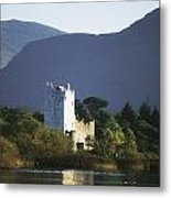 Co Kerry, Killarney, Ross Castle Metal Print