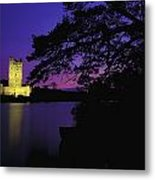Co Kerry, Ross Castle, Killarney Metal Print
