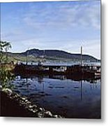 Co Mayo, Achill Sound Metal Print