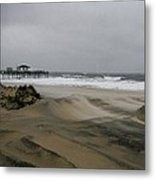 Coastal Northeastern Metal Print