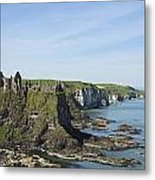 Coastal Seascape Metal Print