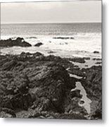 Coastal Tide Metal Print