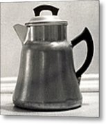 Coffee Pot, 1935 Metal Print