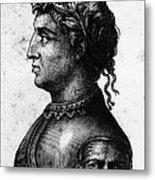 Cola Di Rienzo (1313-1354) Metal Print